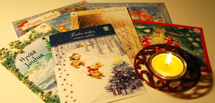 Chemnitzist tampereelle joulupostikortit - Wwf weihnachtskarten ...