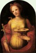 Heilige Lucia von Syrakus